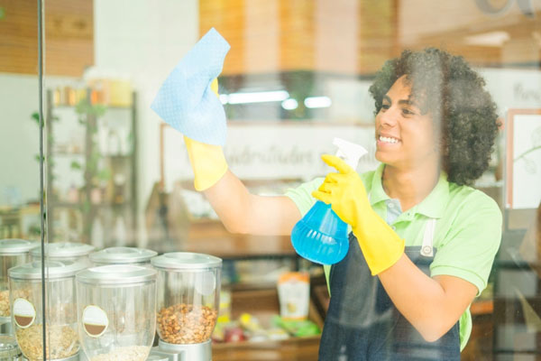 abbotsford retail cleaning service