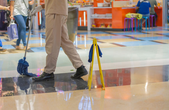 Abbotsford Shopping Mall Cleaning Service