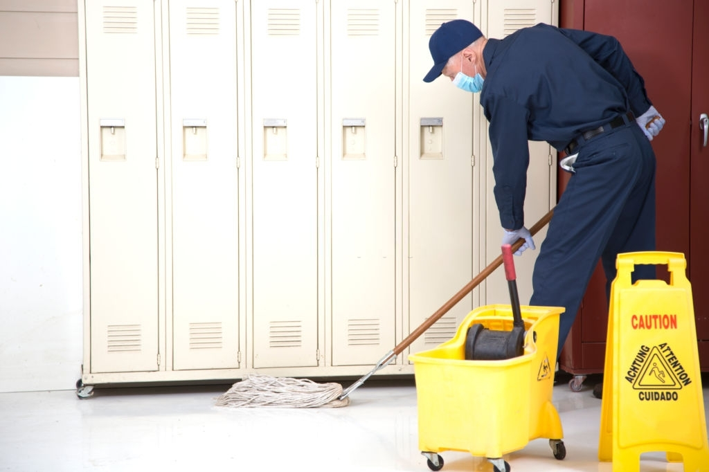 Commercial Cleaning Abbotsford