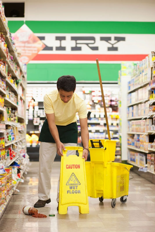 Retail Store Cleaning Abbotsford