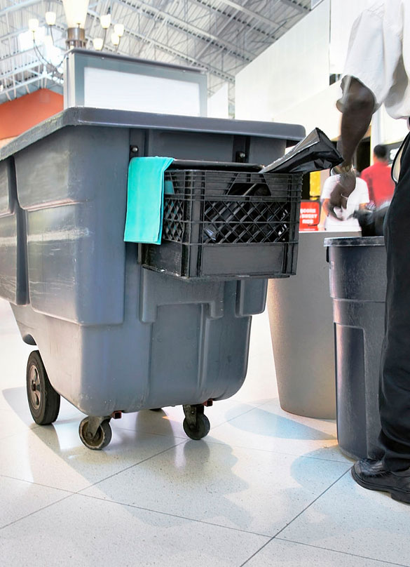Shopping Mall Cleaning Abbotsford